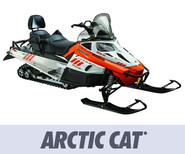 Ремонт снегоходов Arctic Cat