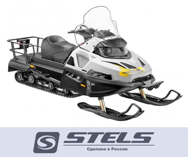 Ремонт снегоходов Stels