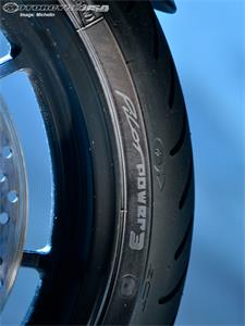Michelin Pilot Power 3 новая технология 2CT+