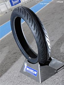 Michelin Pilot Power 3 передняя